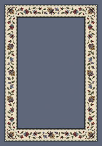 Symphony Lapis Solid Signature Collection Area Rug