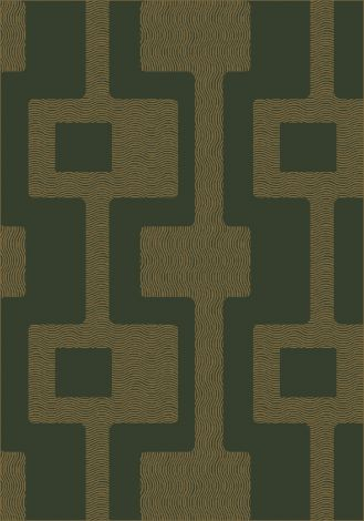 Uptown Yew Tree Modern Times Collection Area Rug