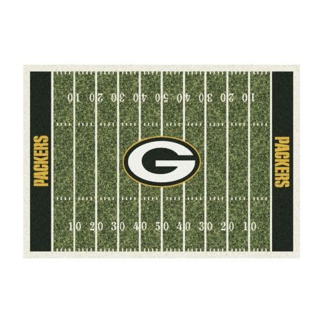 Green Bay Packers Homefield NFL Rug