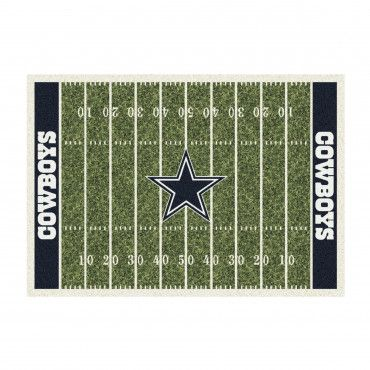 Dallas Cowboys Homefield NFL Rug