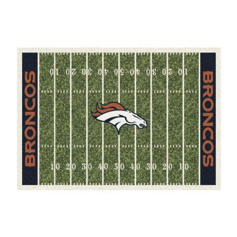 Denver Broncos Homefield NFL Rug