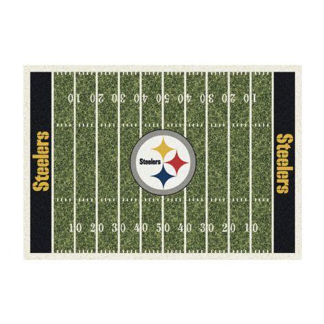 Pittsburgh Steelers Homefield NFL Rug
