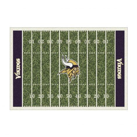 Minnesota Vikings Homefield NFL Rug