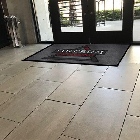Computer Dyed Promo Carpet Mat