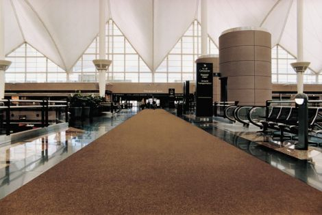 Plain High Traffic Carpet Mats