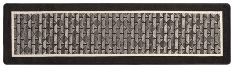 Wright Scale Grayscale In the Moment Collection Area Rug