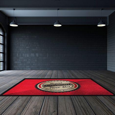 Computer Dyed Floor Mat