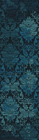 Wadsworth Mystical Teal Drayton Collection Area Rug