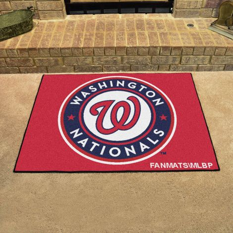 Washington Nationals MLB All Star Mats