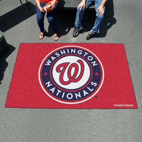 Washington Nationals MLB Ulti-Mat Rectangular Mats