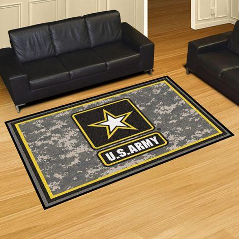 U.S. Army 5x8 Plush Rug