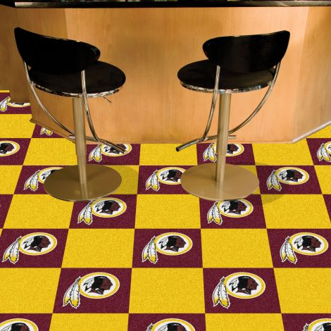 Washington Redskins MLB Team Carpet Tiles