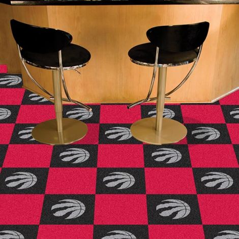Toronto Raptors NBA Team Carpet Tiles