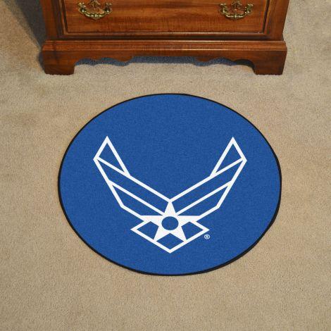 "U.S. Air Force 44"" Round Mat"