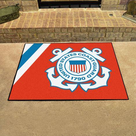 U.S. Coast Guard All Star Mat