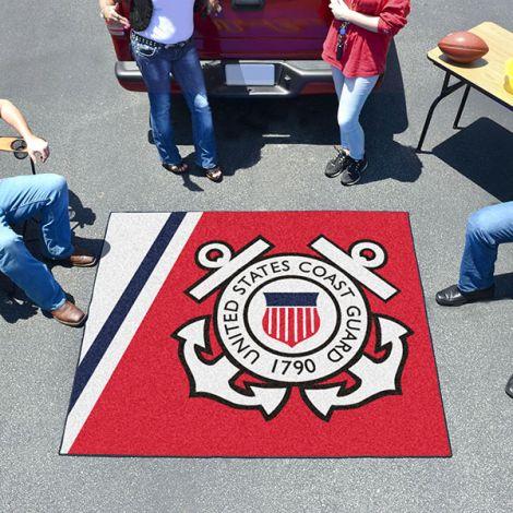 U.S. Coast Guard Tailgater Mat