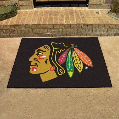 Chicago Blackhawks NHL All Star Mat