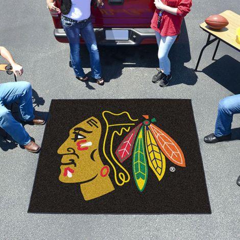 Chicago Blackhawks NHL Tailgater Mat