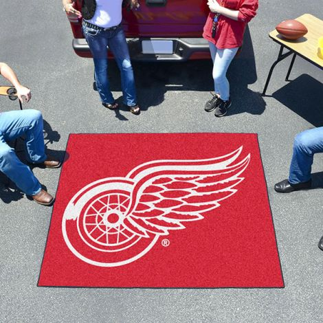 Detroit Red Wings NHL Tailgater Mat