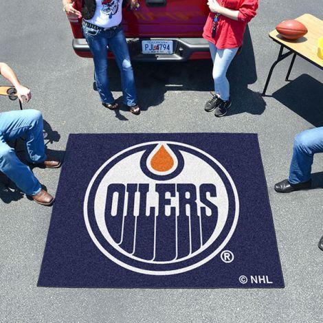 Edmonton Oilers NHL Tailgater Mat