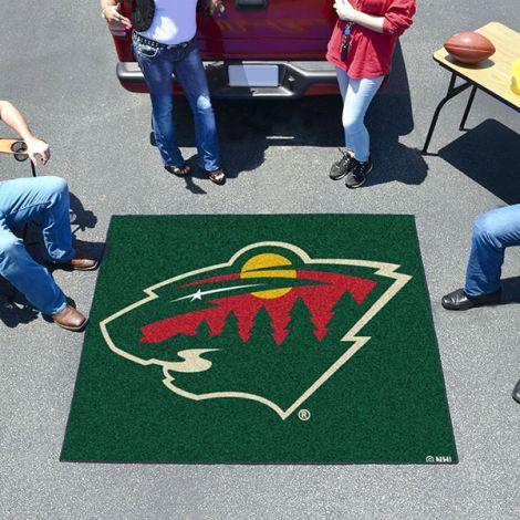 Minnesota Wild NHL Tailgater Mat