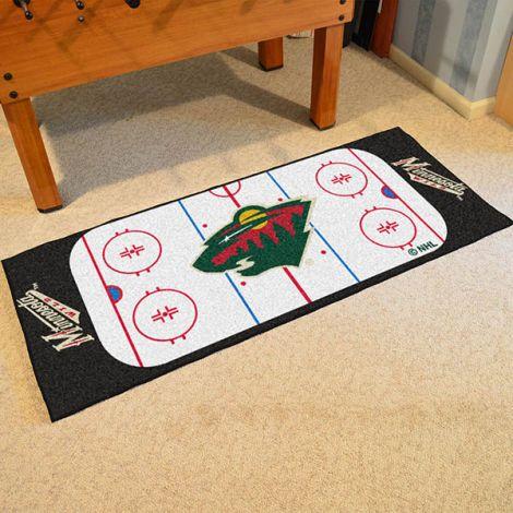 Minnesota Wild NHL Rink Runner
