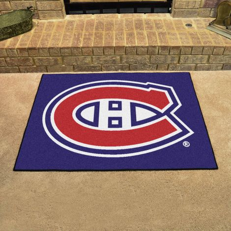 Montreal Canadiens NHL All Star Mat