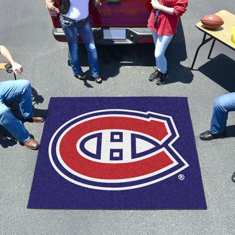 Montreal Canadiens NHL Tailgater Mat