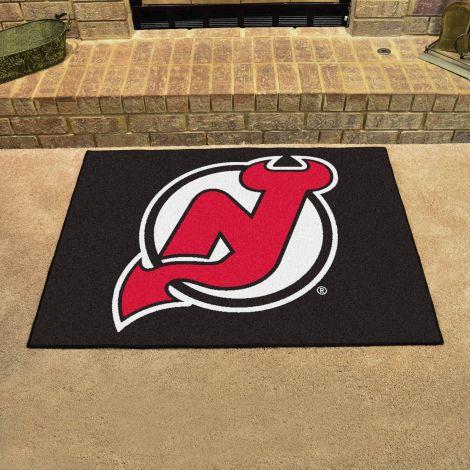 New Jersey Devils NHL All Star Mat