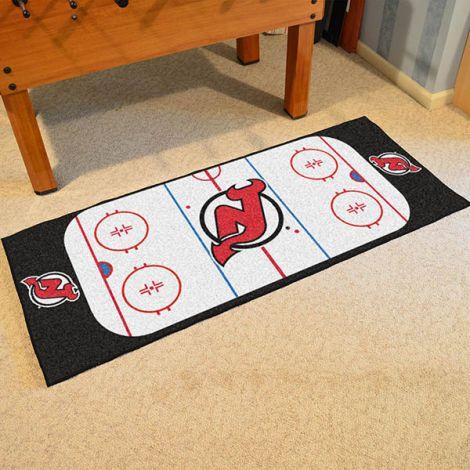 New Jersey Devils NHL Rink Runner