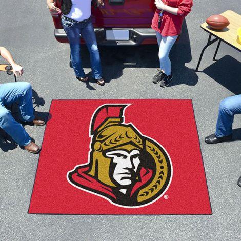 Ottawa Senators NHL Tailgater Mat