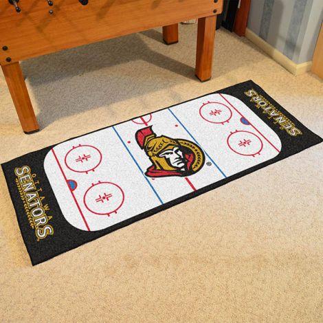Ottawa Senators NHL Rink Runner