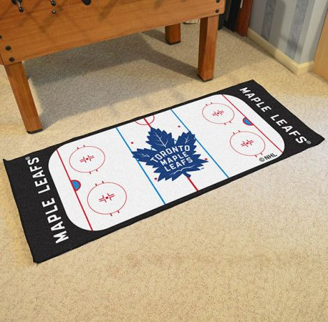 Toronto Maple Leafs NHL Rink Runner