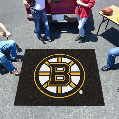 Boston Bruins NHL Tailgater Mat