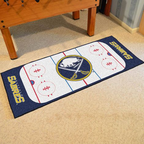 Buffalo Sabres NHL Rink Runner
