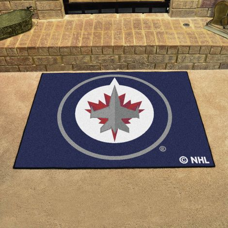Winnipeg Jets NHL All Star Mat