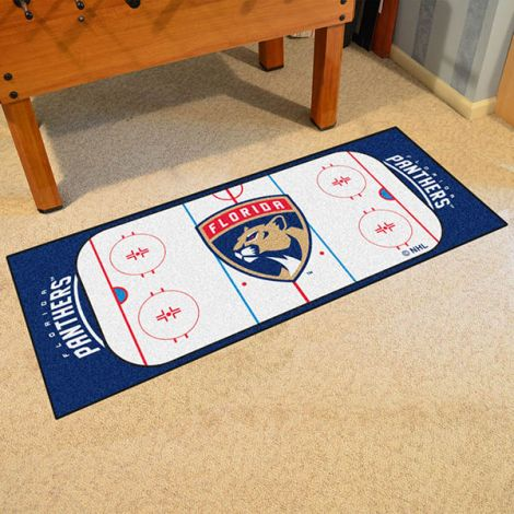 Florida Panthers NHL Rink Runner