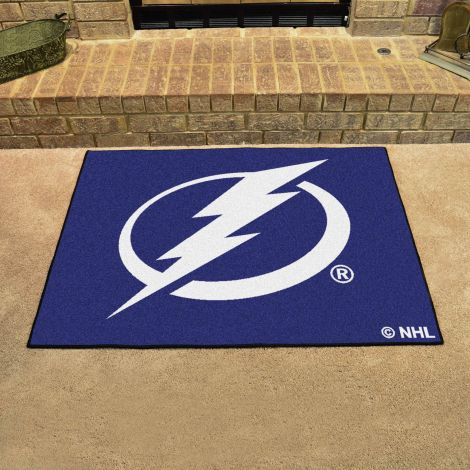 Tampa Bay Lightning NHL All Star Mat