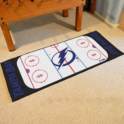 Tampa Bay Lightning NHL Rink Runner
