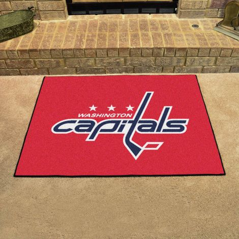 Washington Capitals NHL All Star Mat
