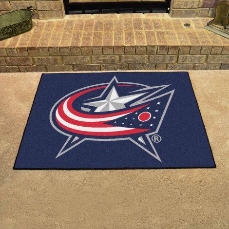 Columbus Blue Jackets NHL All Star Mat