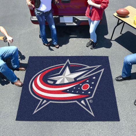 Columbus Blue Jackets NHL Tailgater Mat