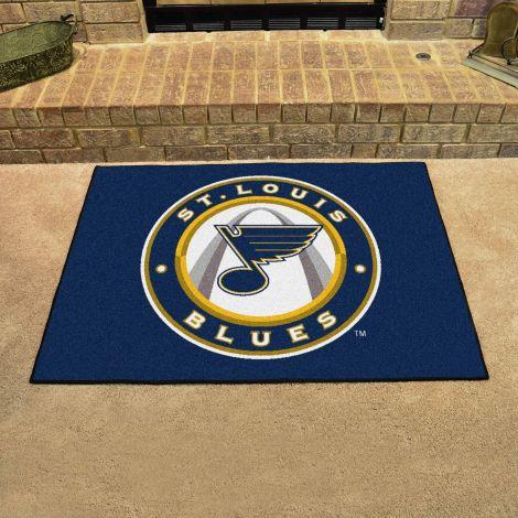 St. Louis Blues NHL All Star Mat