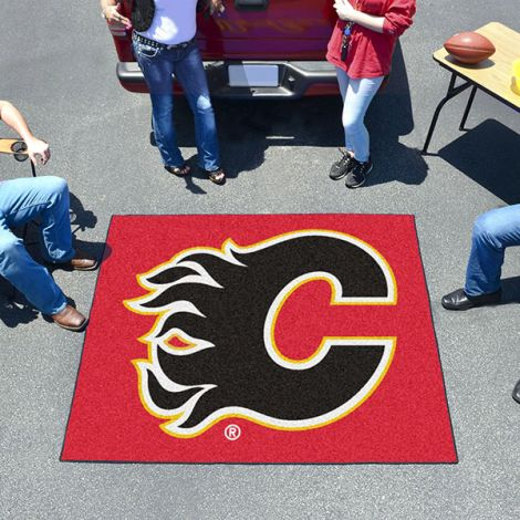 Calgary Flames NHL Tailgater Mat