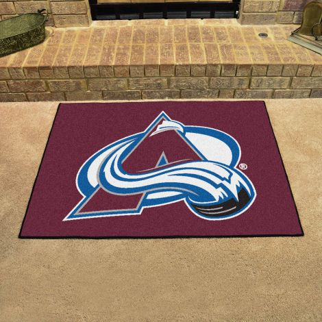 Colorado Avalanche NHL All Star Mat