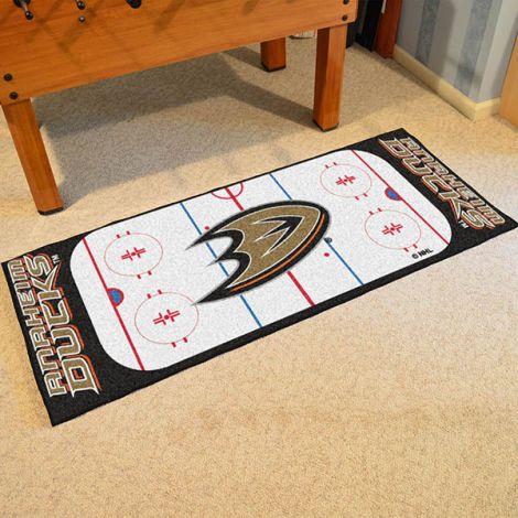 Anaheim Ducks NHL Rink Runner