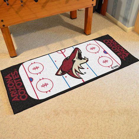 Arizona Coyotes NHL Rink Runner