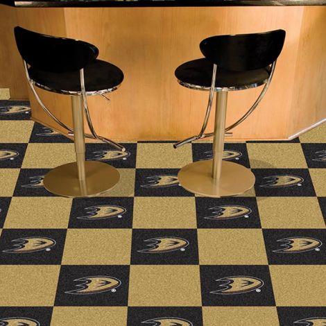 Anaheim Ducks NHL Team Carpet Tiles