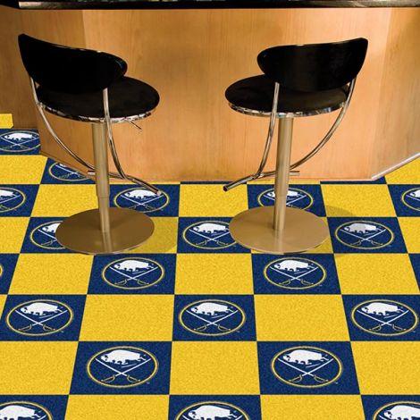 Buffalo Sabres NHL Team Carpet Tiles