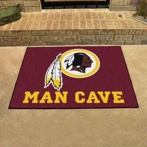 Washington Redskins MLB Man Cave All-Star Mats